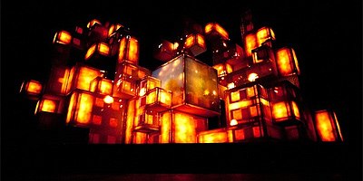 Watch Amon Tobin Performing ISAM At Sonar Festival 2012 (video)
