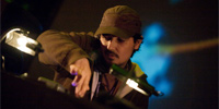 Spacelab Weekend: Amon Tobin Interview (Streaming Music)