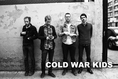 Watch Cold War Kids on Jimmy Kimmel Live