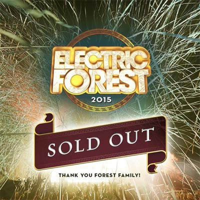 2015 Electric Forest Festival
