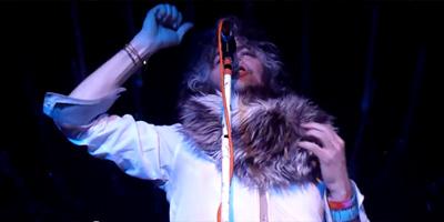 Listen to The Flaming Lips Perform The Terror LIVE (Streaming Music)