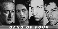 "Listen to Gang Of Four - ""Broken Talk"""