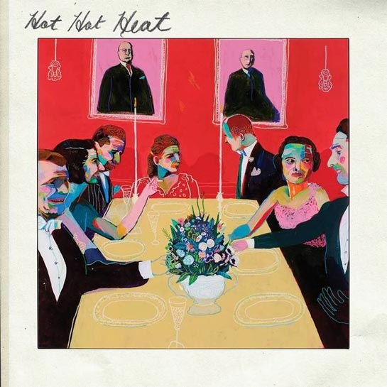 REVIEW: Hot Hot Heat - S/T