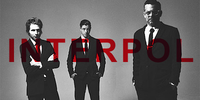 Interpol 2014 Tour Dates | Tickets | Prices | USA | Canada | Europe | Australia