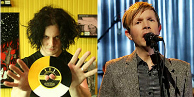 Why Did Jack White & Beck Play Live This Weekend?
