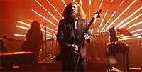 VIDEO: Jim James on David Letterman
