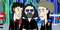 "Watch Jon Spencer Blues Explosion - ""Bag Of Bones"" (Music Video)"
