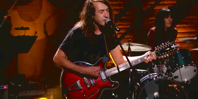 Mikal Cronin on Conan O'Brien - Video