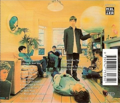 Oasis  Definitely Maybe  Oasis Definitely Maybe Deluxe