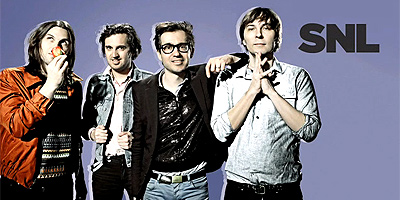 Watch Phoenix on Saturday Night Live (Music Video)