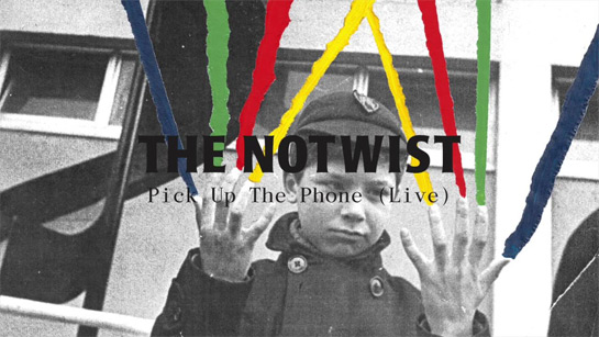 REVIEW: The Notwist - Pick Up the Phone (Live)