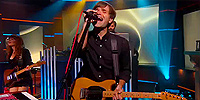 Watch The Postal Service on The Colbert Report