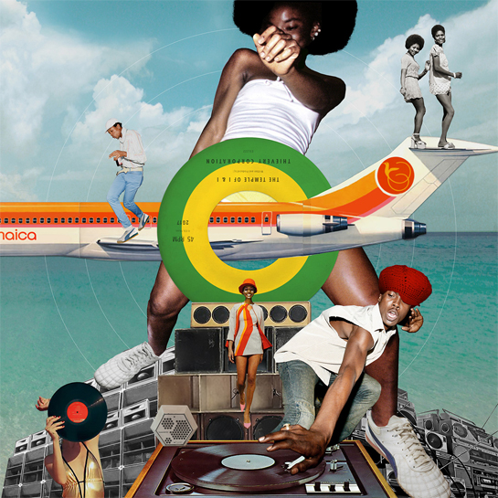 REVIEW: THIEVERY CORPORATION - THE TEMPLE OF I & I