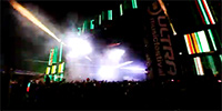 VIDEO: Underworld at the Ultra Music Festival